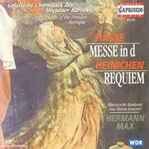 Masse in D/Requiem