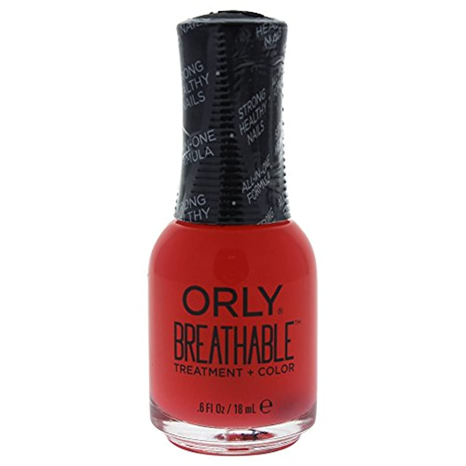 Orly Breathable Treatment + Color Nail Lacquer - Sweet Serenity - 0.6oz / 18ml