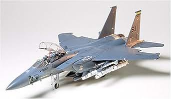 タミヤ 1/32 エアークラフトシリーズ No.02 アメリカ空軍 マクダネル ダグラス F-15E ストライクイーグル プラモデル 60302
