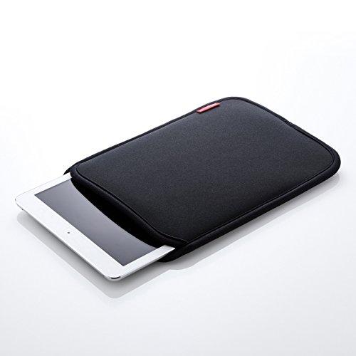 サンワサプライ スリップインケース ブラック PDA-IPAD63BK