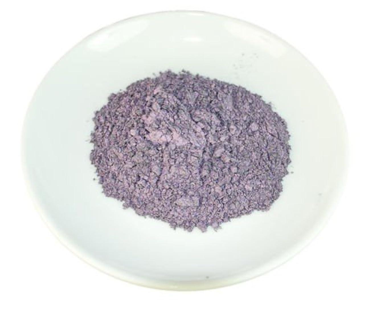 オーロック傾いた分析Titan Violet Sparkle Mica 100g