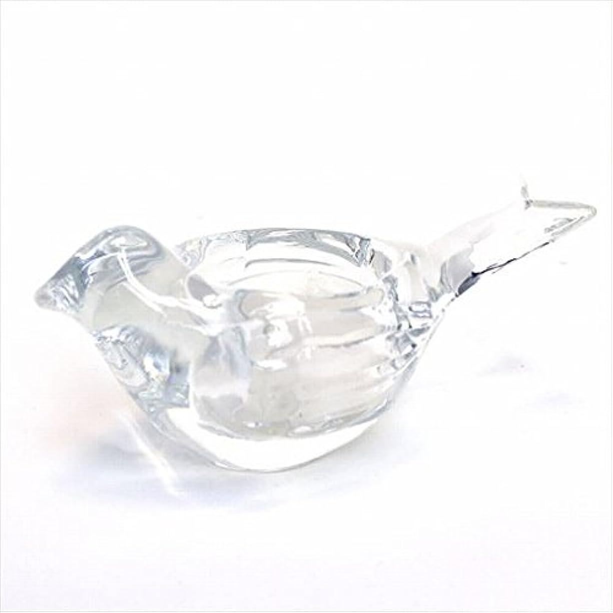 スリンク不快な水素カメヤマキャンドル(kameyama candle) オードリーティーライトホルダー 「 クリア 」