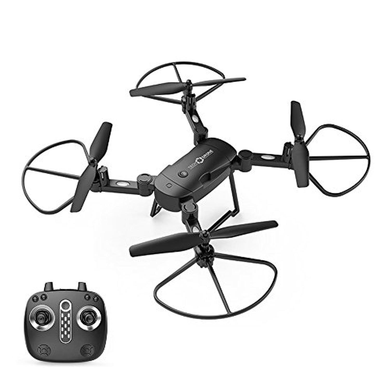 Foldable Quadcopter、カメラ無しでLh-X24Wf30 Uav無人機2.4Ghz 6軸ジャイロ360度ローリングLed照明無人機