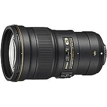 Nikon AF-S 300mm f/4E PF ED VR Australian Warranty, Black (JAA342DA)