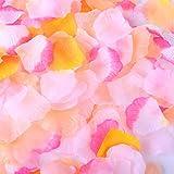 【Rapid Ship】フラワーシャワー 造花 花びら たっぷり 結婚式 ウェディング パーティー イベント (2000枚C)