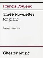 プーランク: ノヴェレッテ/チェスター社/ピアノ・ソロ