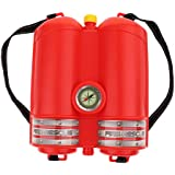 MagiDeal Children Fire Squirt Water Toy Kids Fireman Cosplay Prop Role Play Game Bath Swimming Pool Toy
