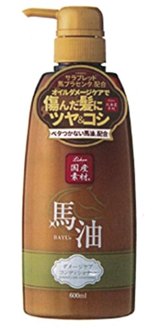 壮大な配置ワインアイスタイル リシャン馬油コンディショナー 600ML