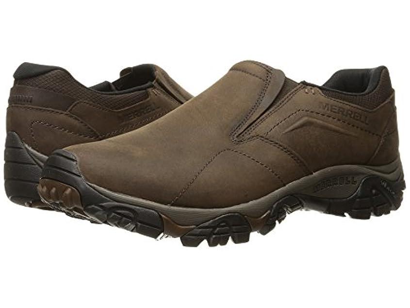 奇妙なファンタジー暴行[MERRELL(メレル)] メンズローファー?スリッポン?靴 Moab Adventure Moc