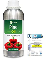 Pine (Pinus Sylvestris) 100% Natural Pure Essential Oil 1000ml/33.8fl.oz.