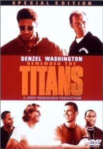 タイタンズを忘れない 特別版 [DVD]