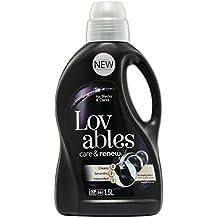 Lovables Care & Renew For Blacks & Darks Laundry Detergent, 1.5L