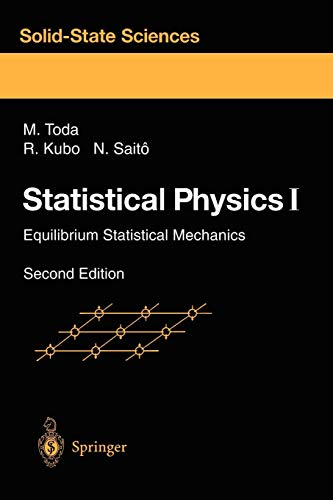 Download Statistical Physics I: Equilibrium Statistical Mechanics (Springer Series in Solid-State Sciences) 3540536620