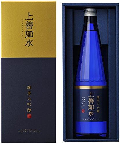 第6位:白瀧酒造『上善如水 純米大吟醸』