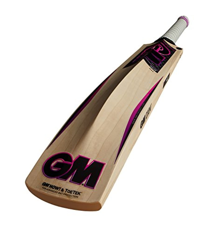 Gm Haze Max L555 Dxm Signature Cricket Bat - Purple, Senior
