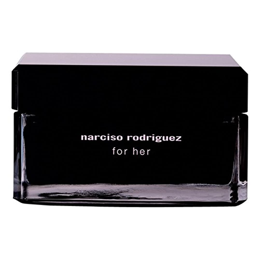 に対処するマトロン剛性ナルシソ?ロドリゲスボディクリーム150ミリリットル (Narciso Rodriguez) (x2) - Narciso Rodriguez Body Cream 150ml (Pack of 2) [並行輸入品]