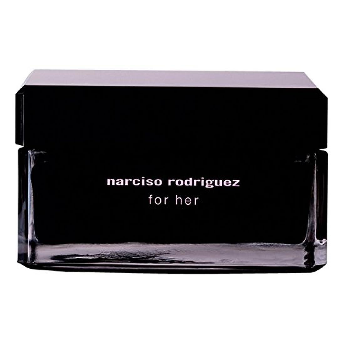 謎染色カレンダーナルシソ?ロドリゲスボディクリーム150ミリリットル (Narciso Rodriguez) (x2) - Narciso Rodriguez Body Cream 150ml (Pack of 2) [並行輸入品]