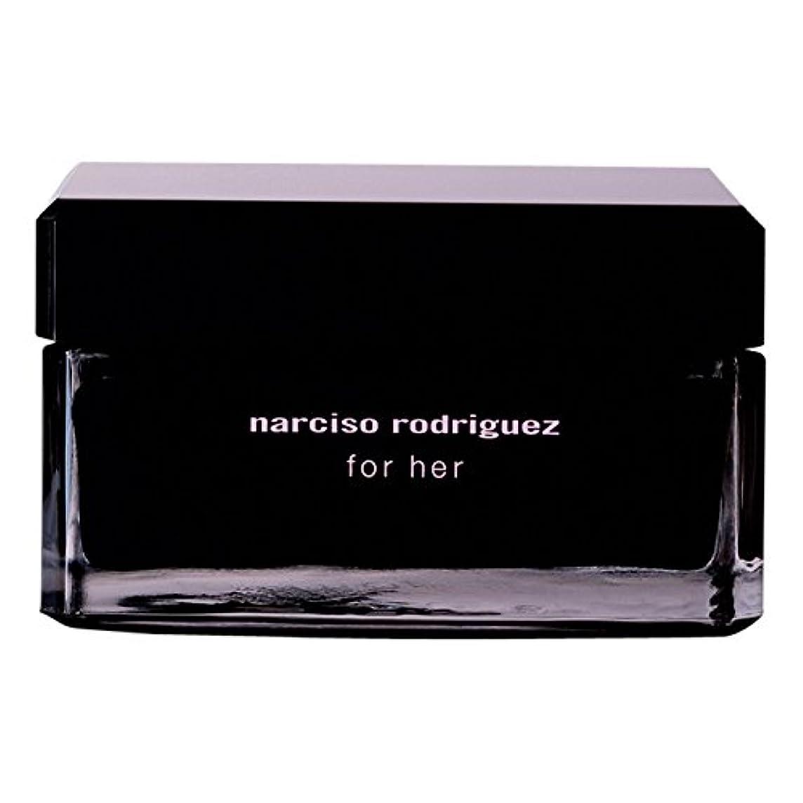 シャトル住人考慮ナルシソ?ロドリゲスボディクリーム150ミリリットル (Narciso Rodriguez) (x6) - Narciso Rodriguez Body Cream 150ml (Pack of 6) [並行輸入品]