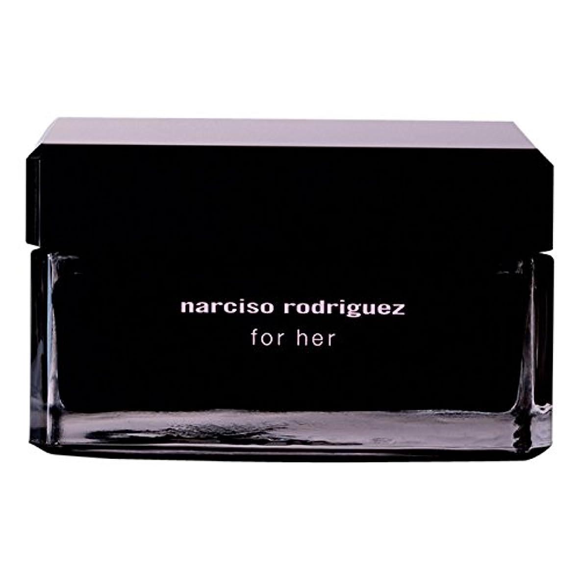 検出器構成する債務ナルシソ?ロドリゲスボディクリーム150ミリリットル (Narciso Rodriguez) - Narciso Rodriguez Body Cream 150ml [並行輸入品]