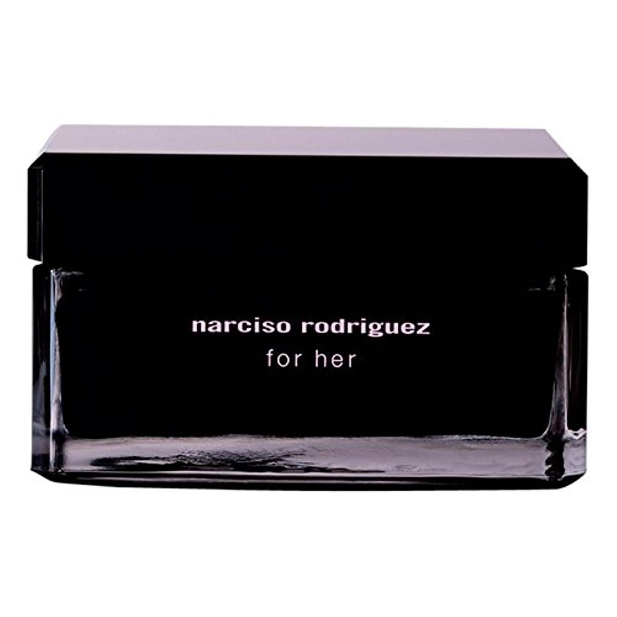 バスト絶え間ないゴージャスナルシソ?ロドリゲスボディクリーム150ミリリットル (Narciso Rodriguez) - Narciso Rodriguez Body Cream 150ml [並行輸入品]
