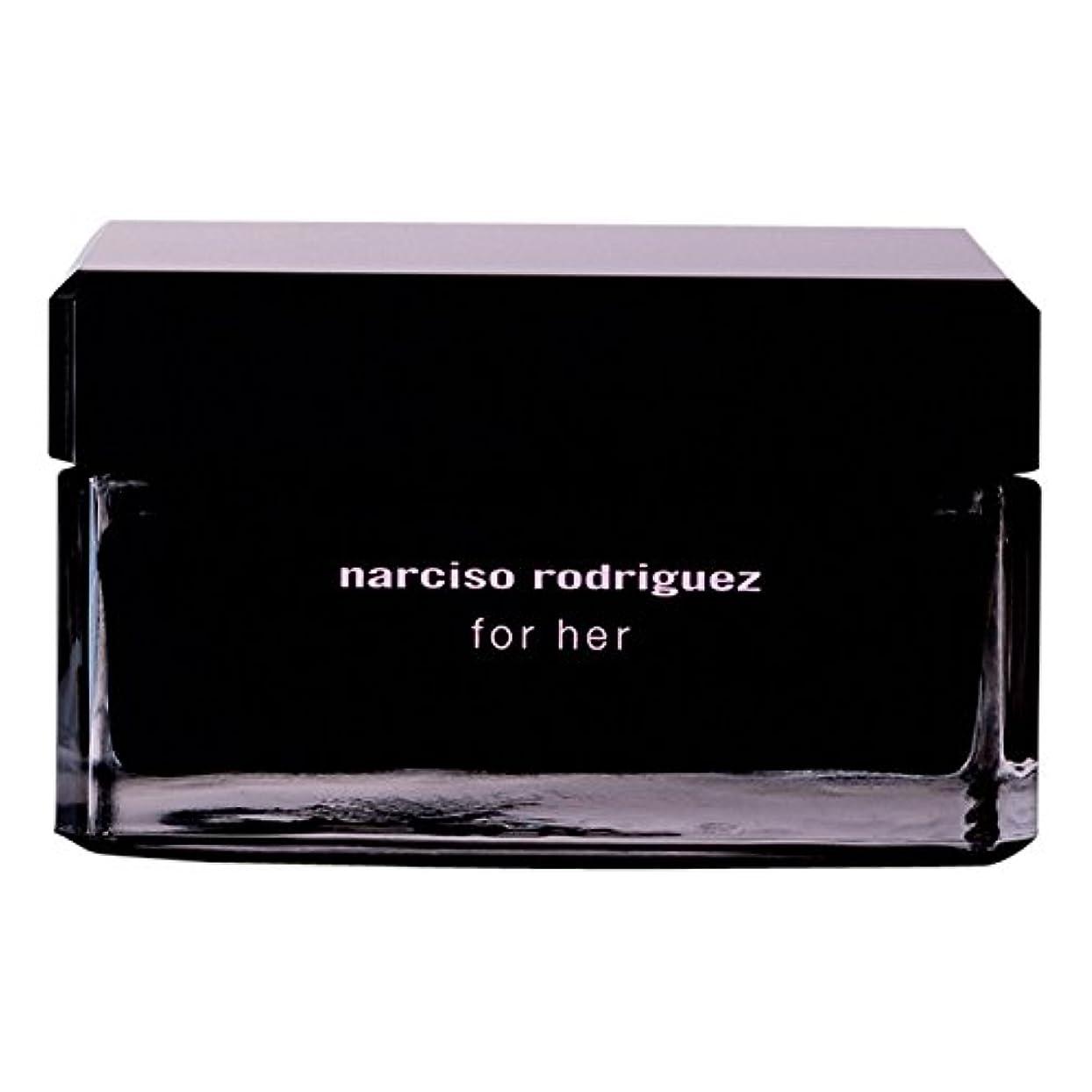 アラブサラボ詐欺強いますナルシソ?ロドリゲスボディクリーム150ミリリットル (Narciso Rodriguez) (x6) - Narciso Rodriguez Body Cream 150ml (Pack of 6) [並行輸入品]