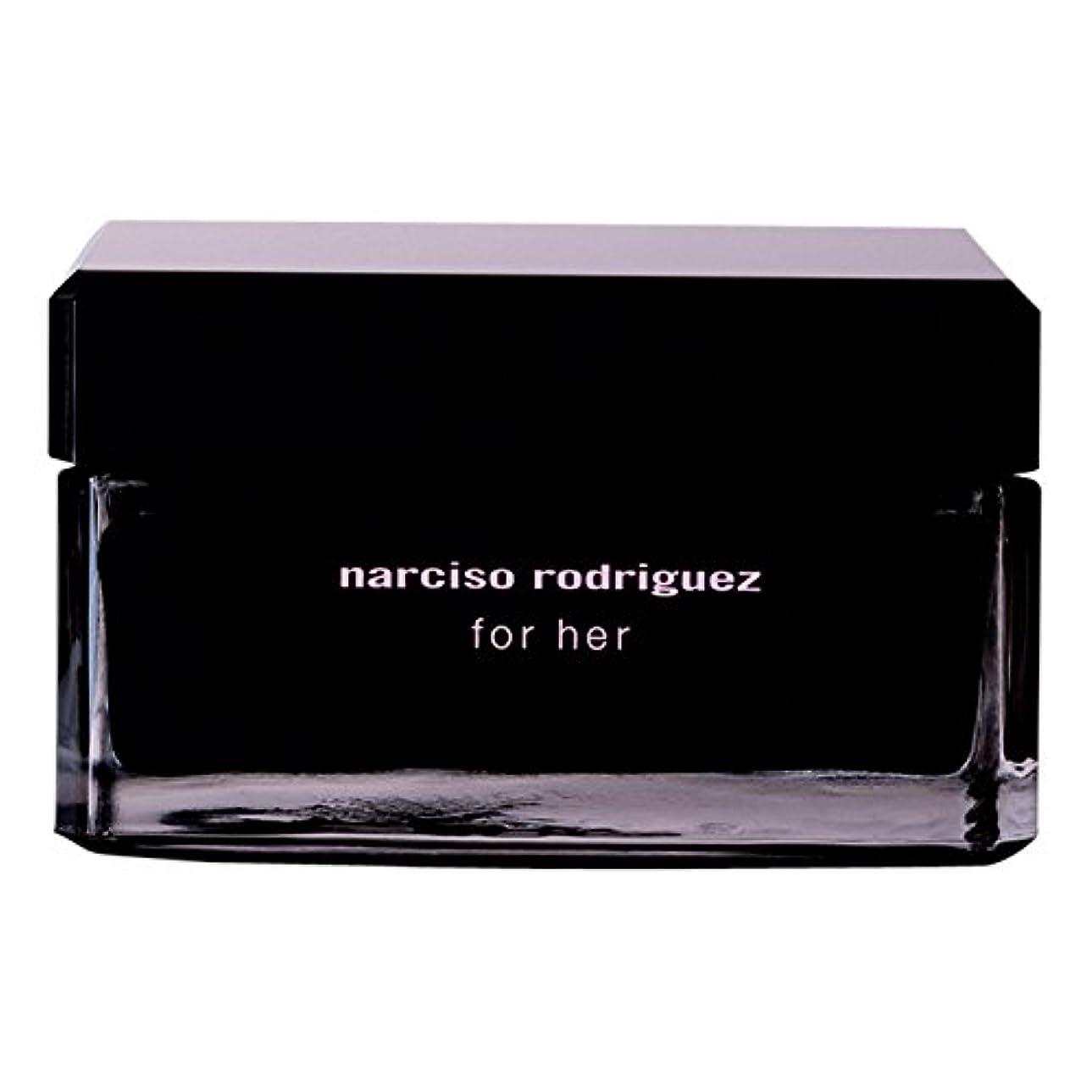 鋭く上流の出身地ナルシソ?ロドリゲスボディクリーム150ミリリットル (Narciso Rodriguez) (x2) - Narciso Rodriguez Body Cream 150ml (Pack of 2) [並行輸入品]