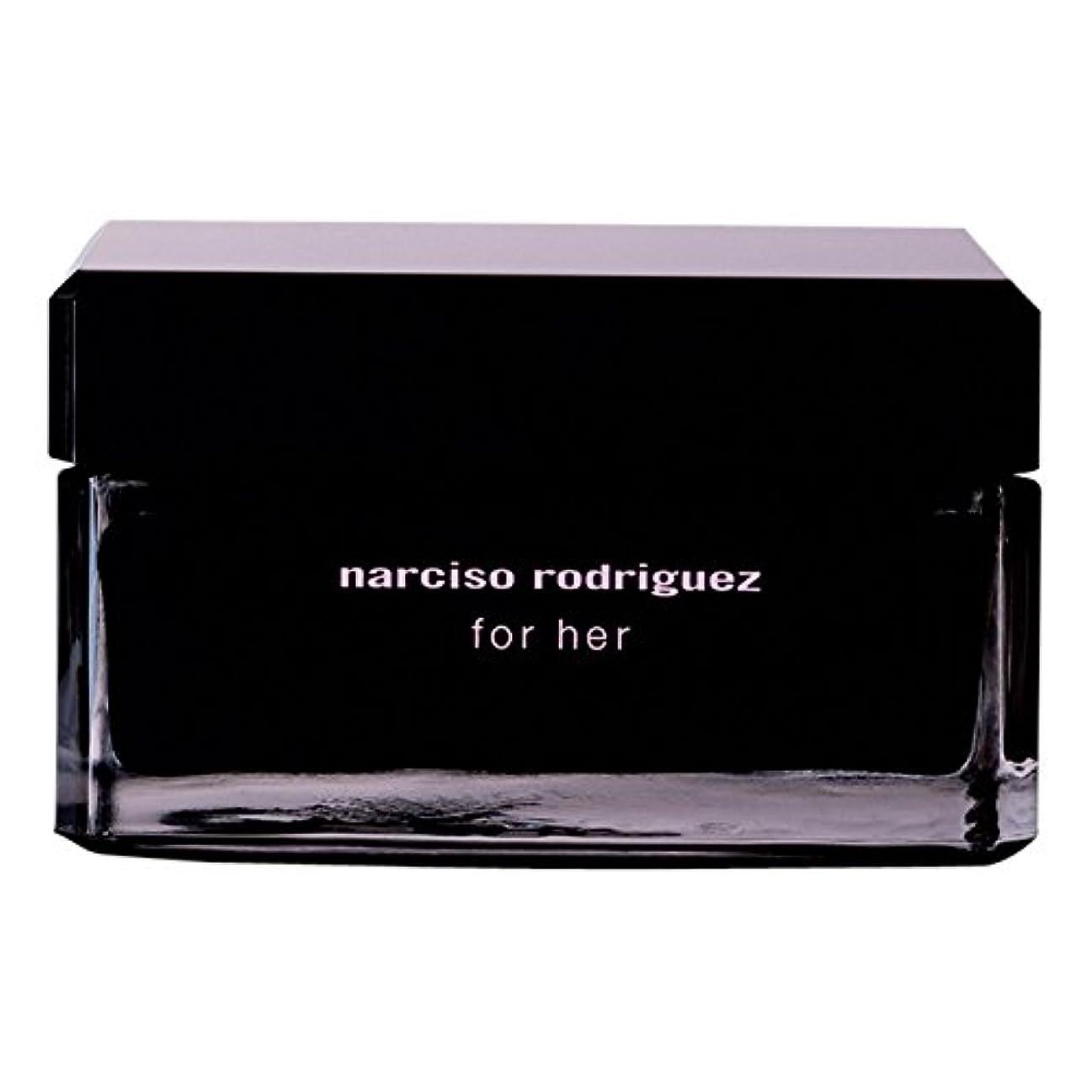 割れ目田舎スキムナルシソ?ロドリゲスボディクリーム150ミリリットル (Narciso Rodriguez) - Narciso Rodriguez Body Cream 150ml [並行輸入品]