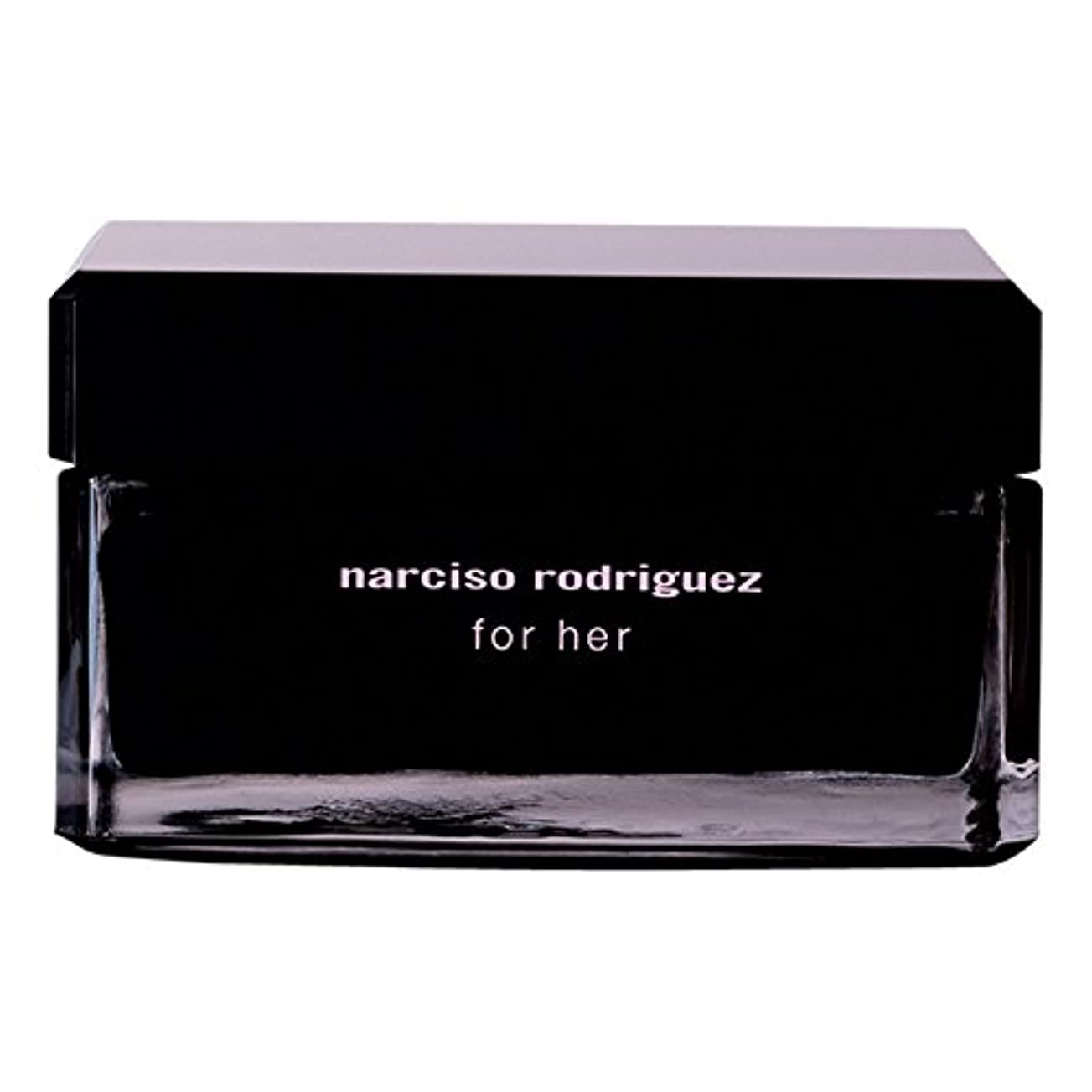 結核別れる焦げナルシソ?ロドリゲスボディクリーム150ミリリットル (Narciso Rodriguez) (x6) - Narciso Rodriguez Body Cream 150ml (Pack of 6) [並行輸入品]