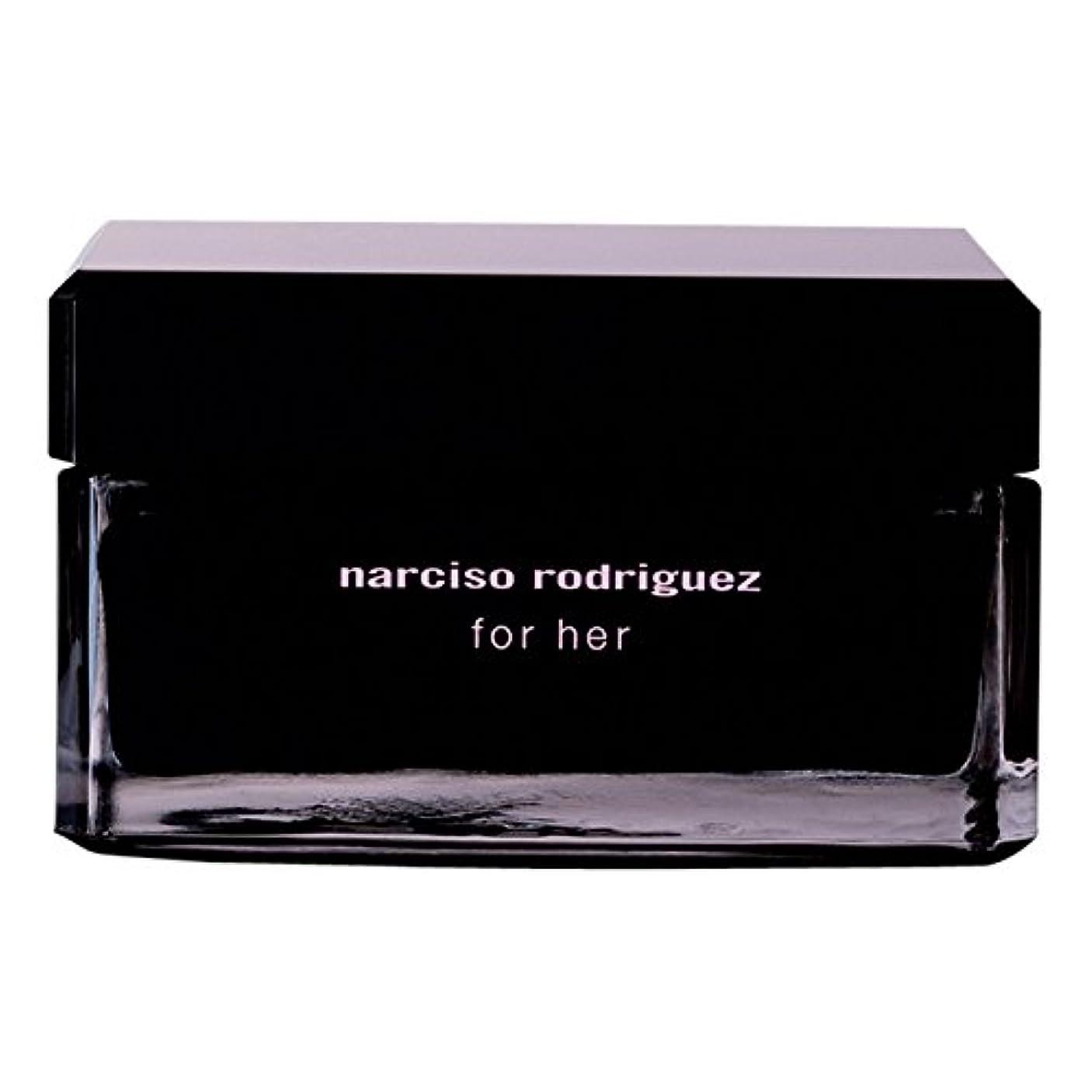 邪魔ながら木製ナルシソ?ロドリゲスボディクリーム150ミリリットル (Narciso Rodriguez) - Narciso Rodriguez Body Cream 150ml [並行輸入品]