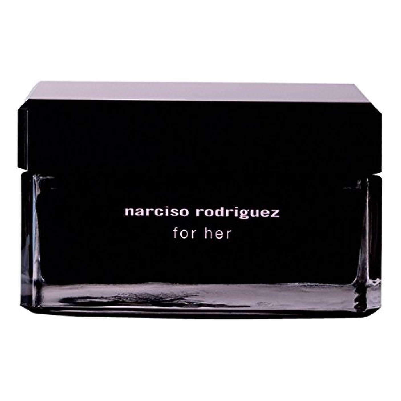 絡み合いトライアスロン確立ナルシソ?ロドリゲスボディクリーム150ミリリットル (Narciso Rodriguez) (x6) - Narciso Rodriguez Body Cream 150ml (Pack of 6) [並行輸入品]