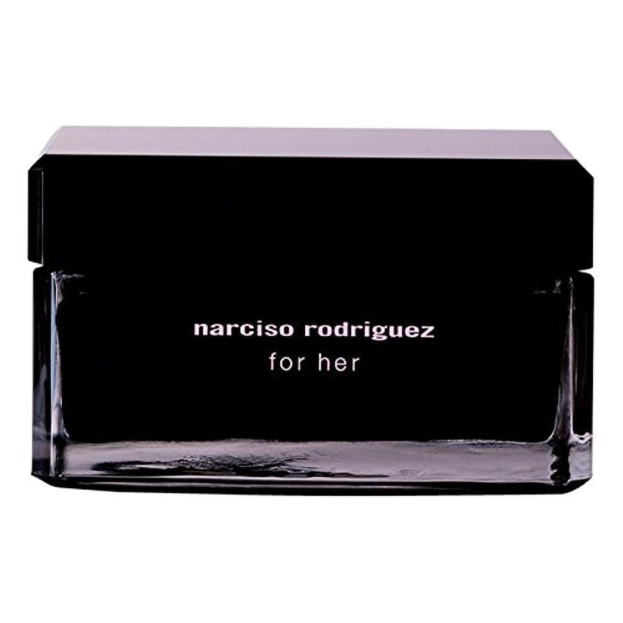 欠員前提条件うがいナルシソ?ロドリゲスボディクリーム150ミリリットル (Narciso Rodriguez) - Narciso Rodriguez Body Cream 150ml [並行輸入品]