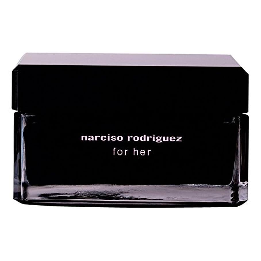 絶望直径アレンジナルシソ?ロドリゲスボディクリーム150ミリリットル (Narciso Rodriguez) (x6) - Narciso Rodriguez Body Cream 150ml (Pack of 6) [並行輸入品]