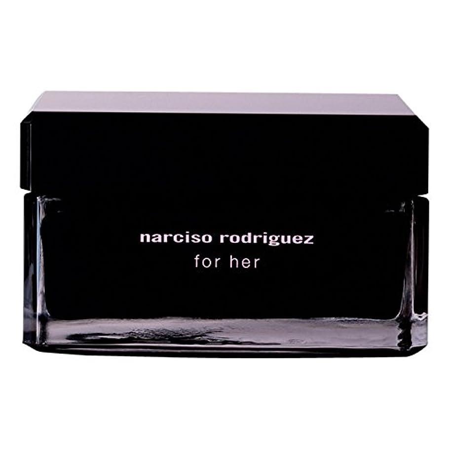 没頭するレンダリング触覚ナルシソ?ロドリゲスボディクリーム150ミリリットル (Narciso Rodriguez) (x6) - Narciso Rodriguez Body Cream 150ml (Pack of 6) [並行輸入品]