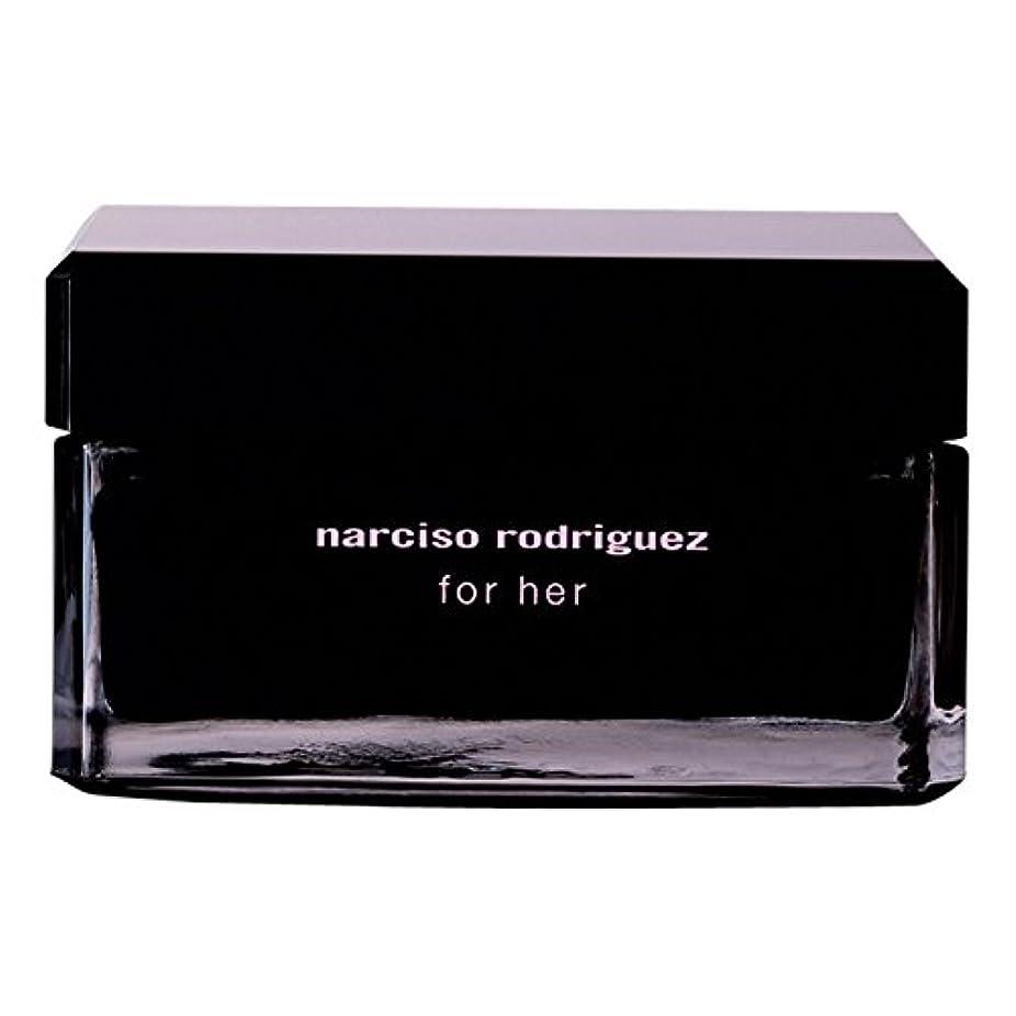 珍しい弱いネイティブナルシソ?ロドリゲスボディクリーム150ミリリットル (Narciso Rodriguez) - Narciso Rodriguez Body Cream 150ml [並行輸入品]