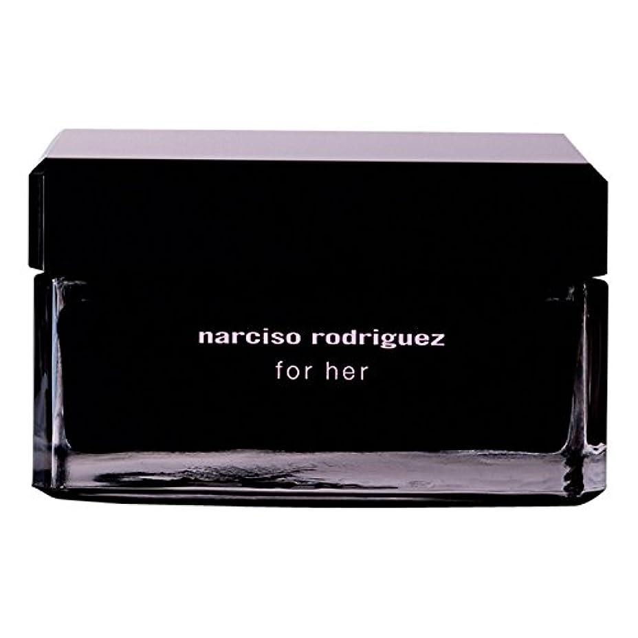 ナルシソ?ロドリゲスボディクリーム150ミリリットル (Narciso Rodriguez) (x6) - Narciso Rodriguez Body Cream 150ml (Pack of 6) [並行輸入品]