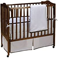 Baby Doll Bedding Forever Mine Cradle Set, Chocolate by BabyDoll Bedding