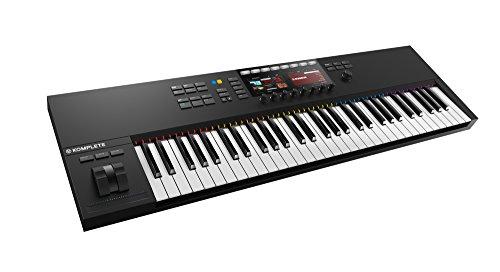 Native Instruments S-シリーズキーボード KOMPLETE KONTROL S61 MK2