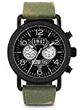 1947マルチカムクロノグラフ腕時計キット
