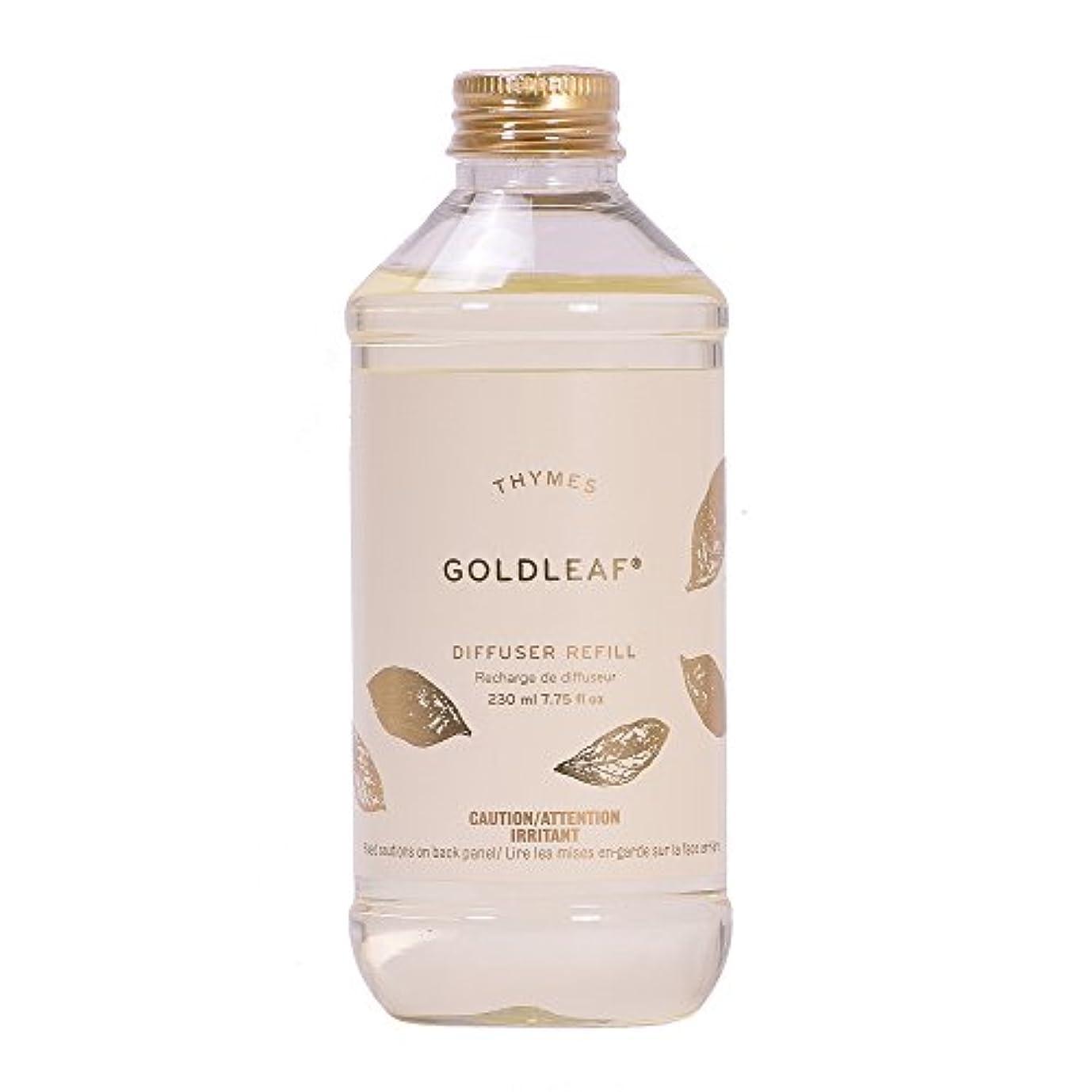 ソケット鯨窓を洗うタイムズ Reed Diffuser Refill - Goldleaf 230ml/7.75oz並行輸入品