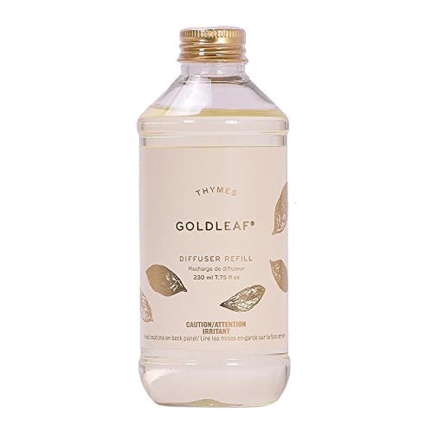 傷つける強い早熟タイムズ Reed Diffuser Refill - Goldleaf 230ml/7.75oz並行輸入品