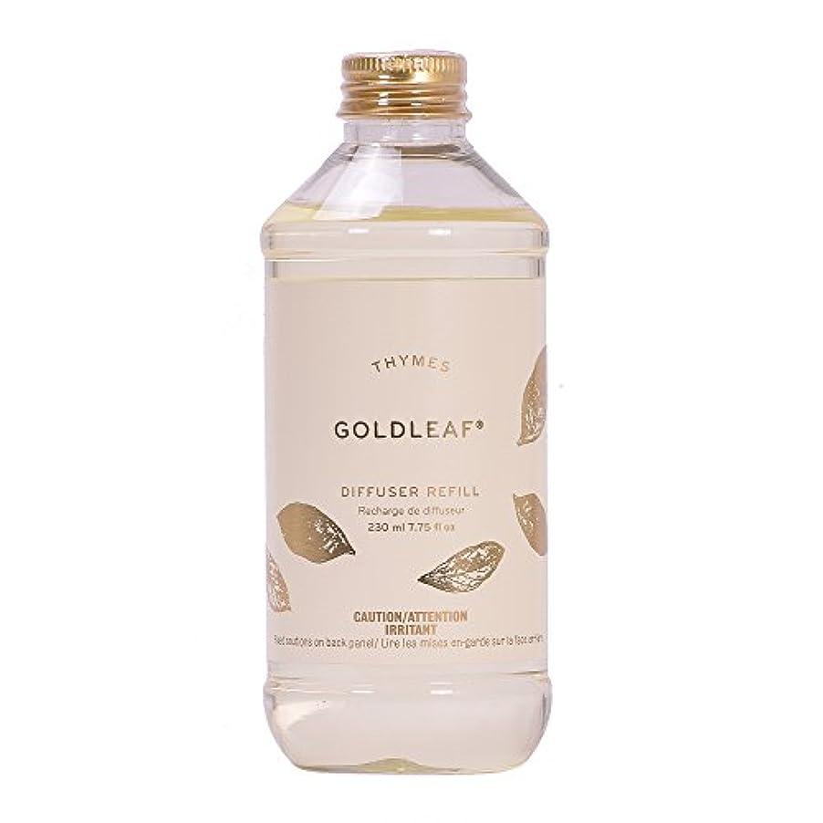 異邦人横小康タイムズ Reed Diffuser Refill - Goldleaf 230ml/7.75oz並行輸入品