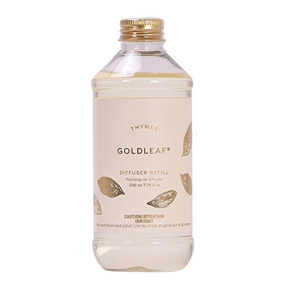 アレルギー犬シリアルタイムズ Reed Diffuser Refill - Goldleaf 230ml/7.75oz並行輸入品