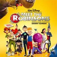 アニメ O.S.T - Meet The Robinsons