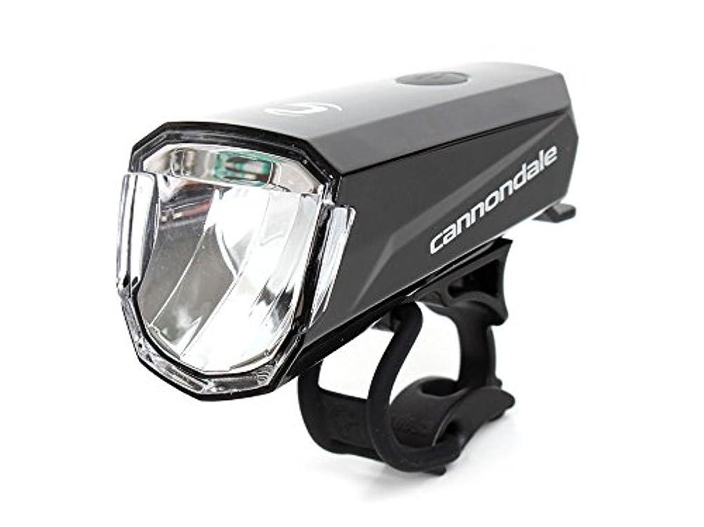 外交贈り物喜ぶCANNONDALE (キャノンデール) ヘッドマスター USB充電式LEDヘッドライト ブラック CP1357U10OS