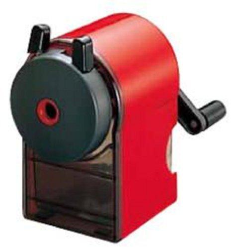 鉛筆削り KH-18 手動式 赤 KH18.15