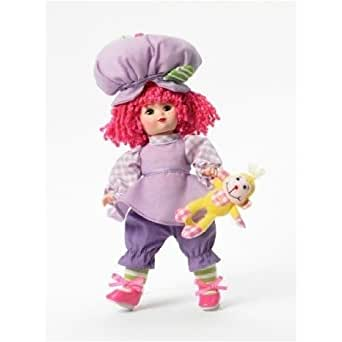 "Madame Alexander (マダムアレクサンダー) Dolls, 8"" Raspberry Tart, Strawberry Shortcake Collection, Storyland Collection ドール 人形 フィギュア(並行輸入)"