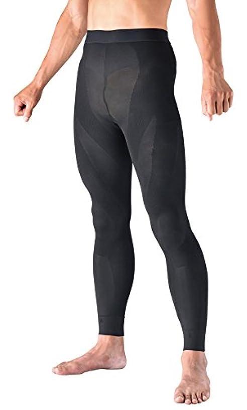 間違えたタイトル幽霊シンクロボーテ アクアシェイプスパッツ メンズ用 2枚組 ブラック?Lサイズ