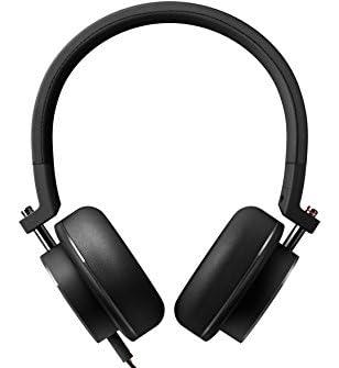 ONKYO密閉型ヘッドホン オンイヤー/ハイレゾ音源対応/コントロールマイク付 ブラック H500MB