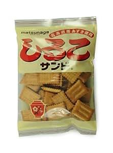 松永製菓 しるこサンド 220g