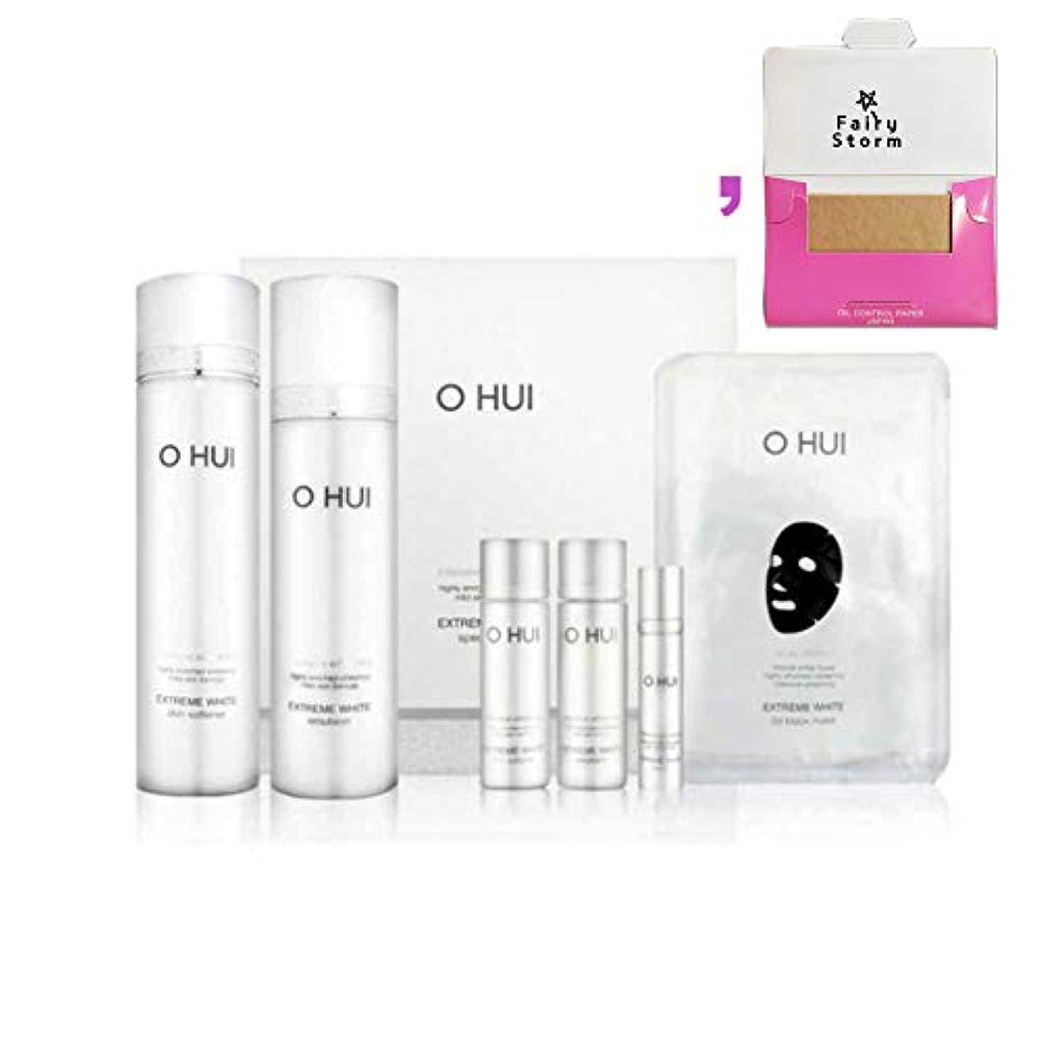 明確に振動させる周術期OHUI/オフィ エクストリームホワイト 2種企画セット /OHUI EXTREME WHITE SET set+ [Sample Gift ](海外直送品)